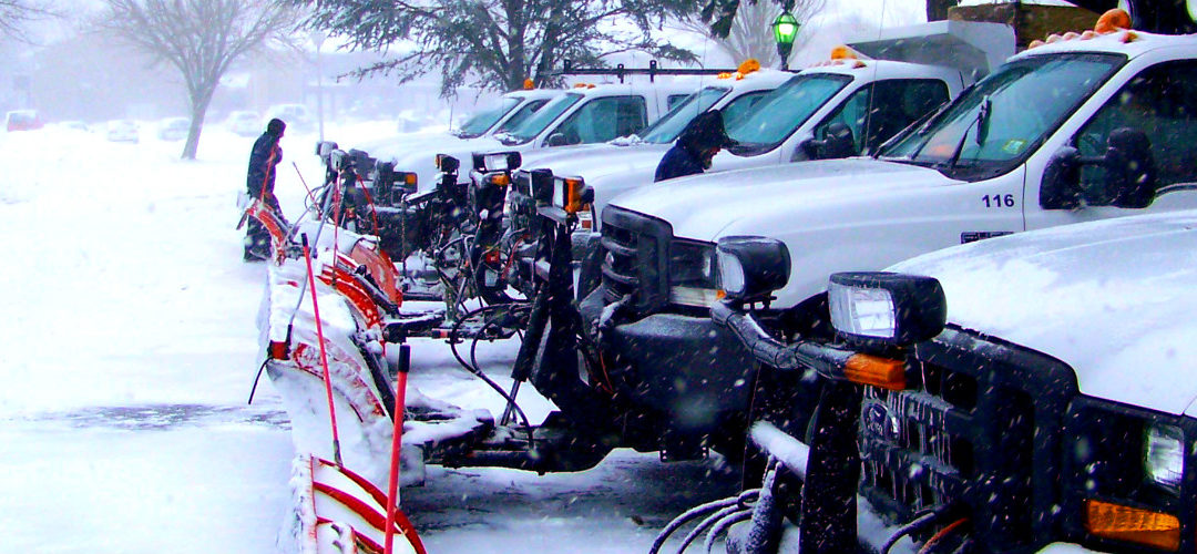 Loveland Commercial Snow Removal Service