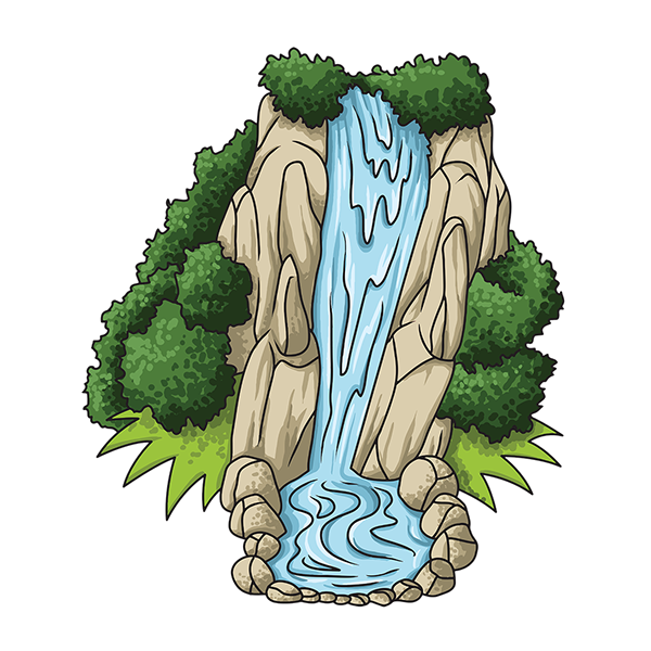 icon for loveland water feature landscaper berthoud koi pond contractor boulder